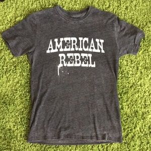 Chaser Men's American Rebel Tee